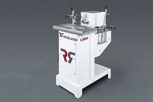 Robland LBM horizontal slot morticer - Woodworking - CNC