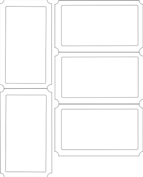 blank ticket template 36 editable blank ticket template exles for event thogati