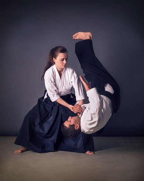 creating motion stopping   aikido competitors