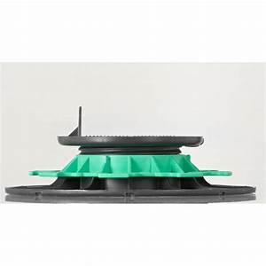 Plot Plastique Terrasse : lot de 8 plots pour lambourde mm leroy merlin ~ Edinachiropracticcenter.com Idées de Décoration