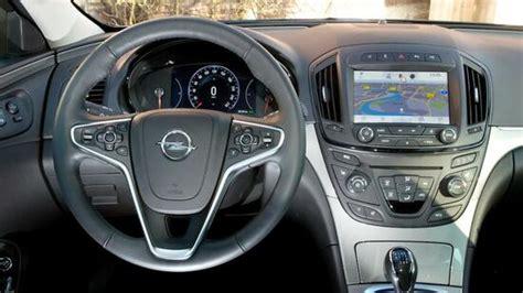 Opel Insignia Sports Tourer Im Test Moderne Bedienung Mit