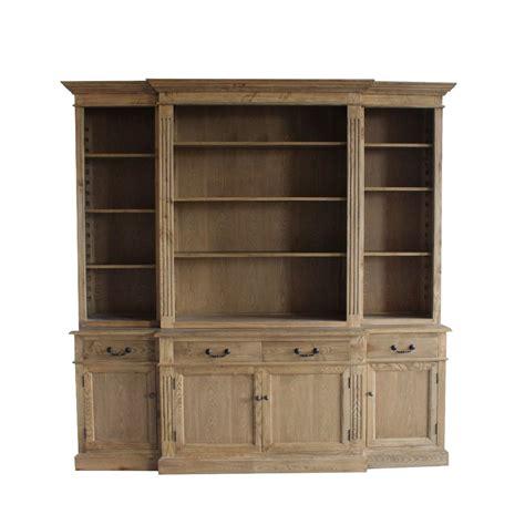 Bookshelf Hutch by Provincial Furniture Bookcase Cabinet Oak