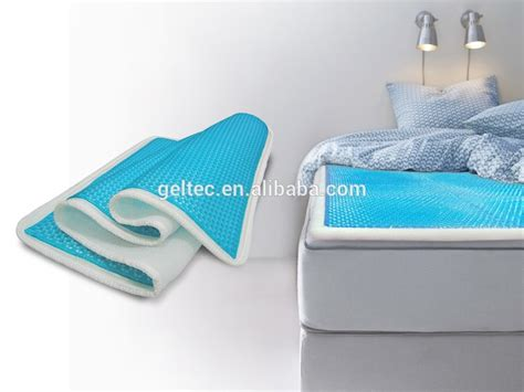 cooling bed topper cooling gel mattress topper memory foam mattress topper