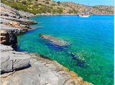 Various accommodations Kokkini Hani on Crete Zorbas Island