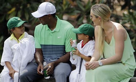 PHOTOS: Tiger Woods and his children (Lindsey Vonn, too ...