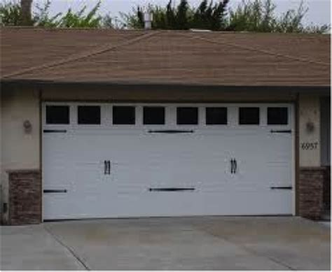 Decorative Garage Door Hardware