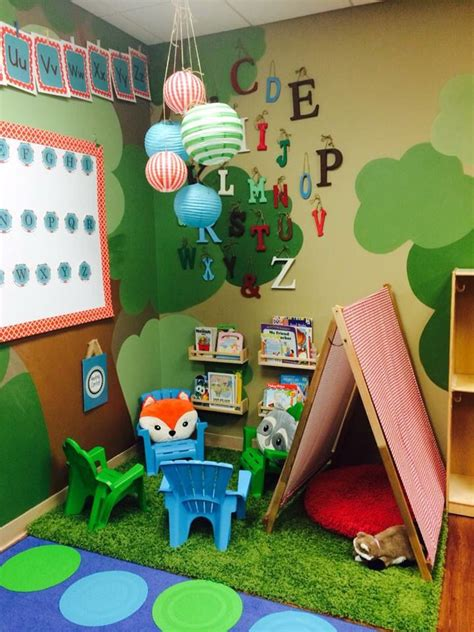 ideas  kindergarten reading corner