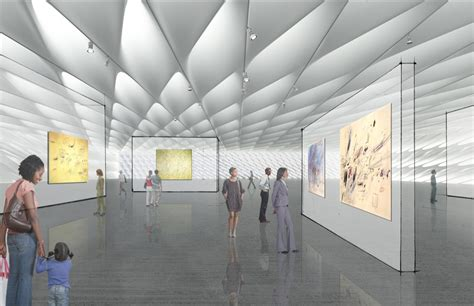 Design Gallery by Gallery Of Design Unveiled For The Broad Museum By Diller