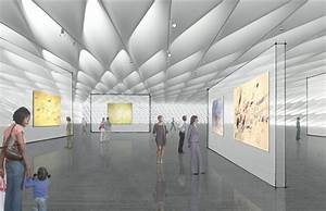 Gallery Of Design Unveiled For The Broad Museum By Diller
