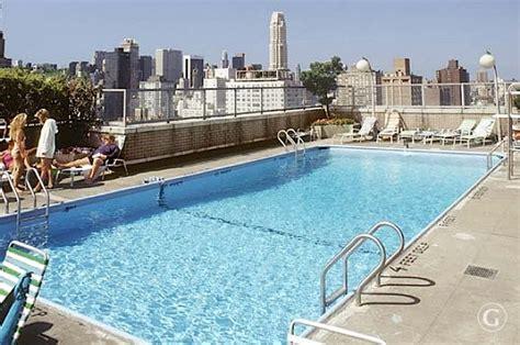 Private Swimming Pools In Manhattan Are A Rare Luxury