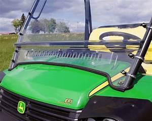 John Deere Gator Xuv 625i Windshield