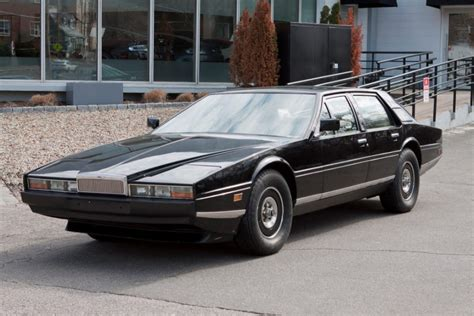no reserve 1981 aston martin lagonda project for sale bat auctions sold for 25 000