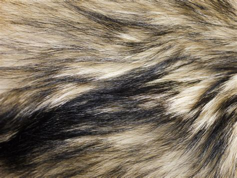 Faux Animal Skin Wallpaper - skin texture fur wolf fur texture background background