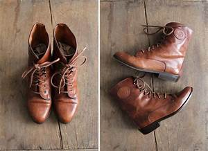 Brown Leather Boots Lace Up | www.pixshark.com - Images ...