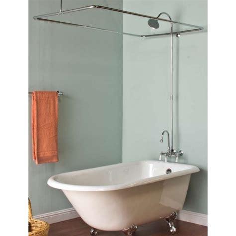 Bathtub Faucet Shower Attachment Clawfoot Tub Shower Attachment Bathtub Designs