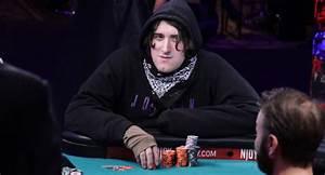 Justin Schwartz Poker Player