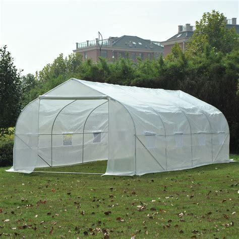 portable heavy duty 11 20 x10 x7 green house greenhouse