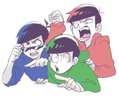 Kara, Choro And Oso (m