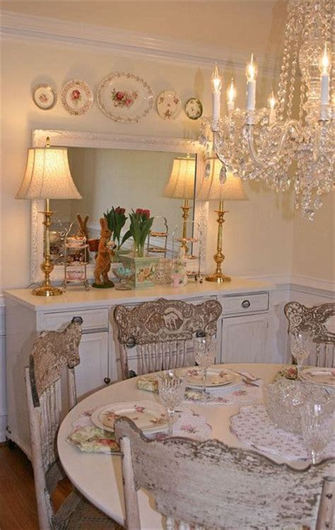 shabby chic dining room buffet dining rooms buffet ls and shabby chic dining on pinterest