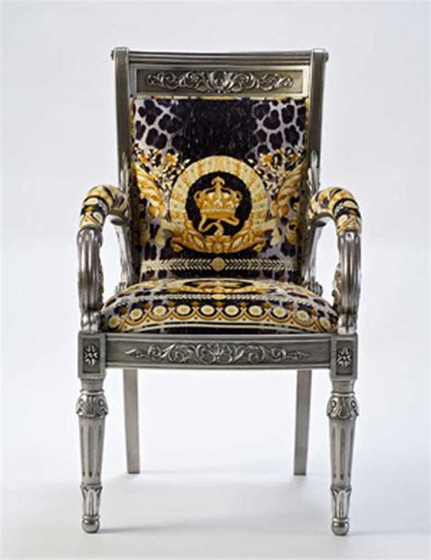 10 Best Images About  Versace  On Pinterest  Armchairs