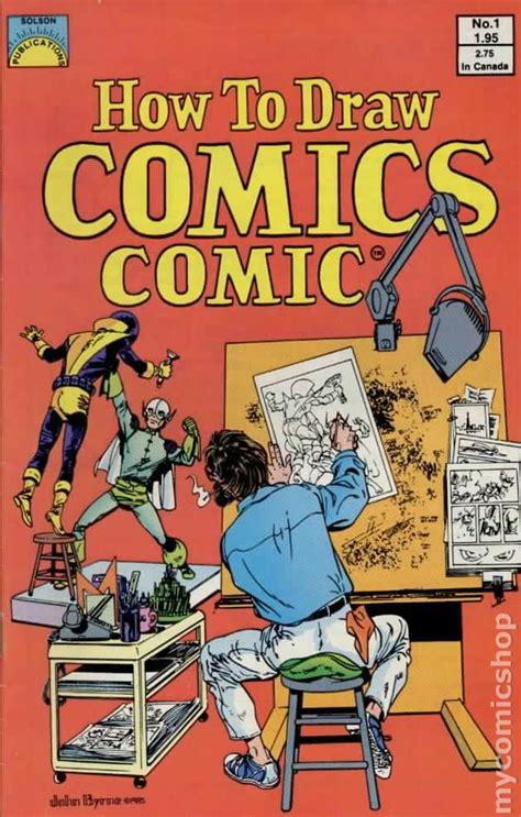 draw comics  comic books