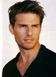 Tom Cruise Male Actors
