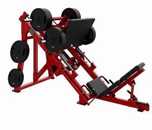 Hammer Strength Linear Leg Press Manuals