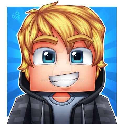 Minecraft Profile Picture Fibrevalentin By Eonofre12 On