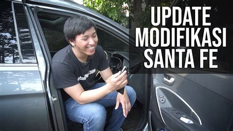 Modifikasi Hyundai Santa Fe by Modif Mobil Santa Fe Lagi