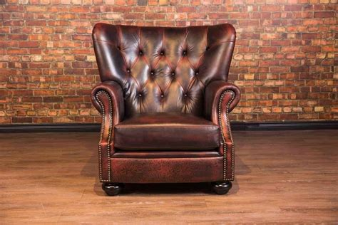 The Aficionado Leather Cigar Chair Collection Bathroom Wall Tile Ideas Guest Bathrooms Beachy Feature Counter Board For Transfers Uk Remodeling Small