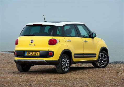 Mpg Fiat by 2014 Fiat 500l Trekking Review Pictures Price Mpg