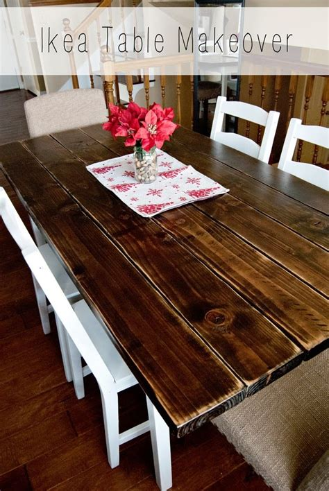 Kitchen Table Hack by Best 25 Ikea Dining Table Ideas On Ikea