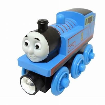 Thomas Engine Tank Wooden Railway Train Sml