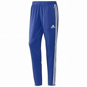 Adidas träningsbyxor blå