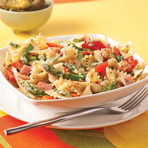 assaisonnement salade de pates l abc d une salade de p 226 tes r 233 ussie trucs et conseils cuisine et nutrition pratico pratique