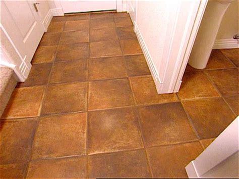 bathroom remodel tile ideas how to install tile flooring hgtv