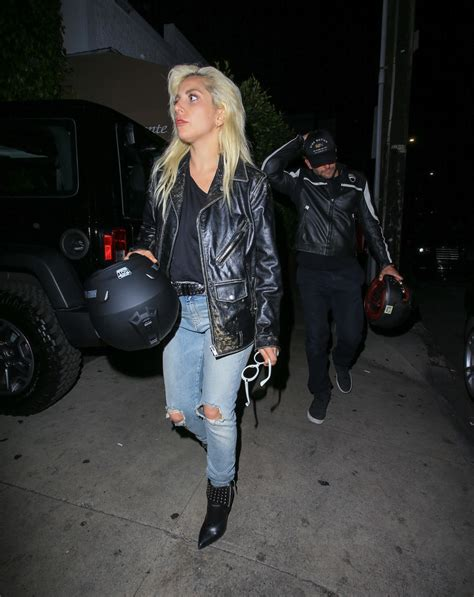 Bradley Cooper Photos Photos  Lady Gaga And Bradley Cooper Have Dinner Zimbio