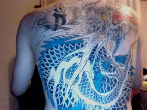 yakuza tattoo dragon  dojima  manmisa  deviantart