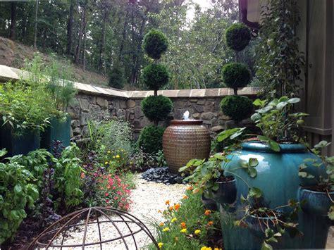 Organic Kitchen Garden Definition by Container Gardening Arcoiris Design