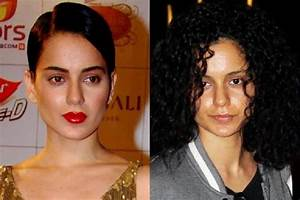 Photos of your favourite celebrities without any makeup