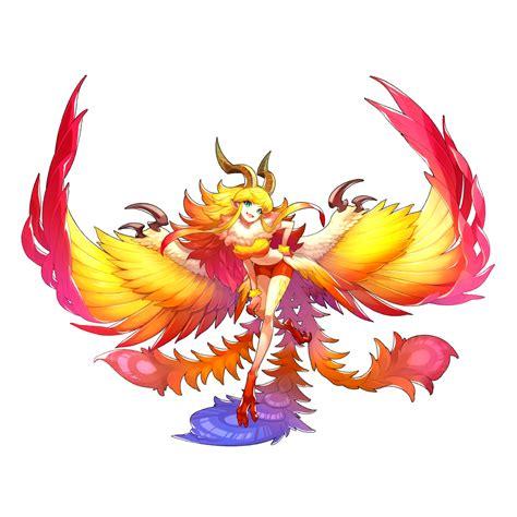 Phoenix - Dragon