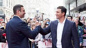Klitschko Brothers Family images