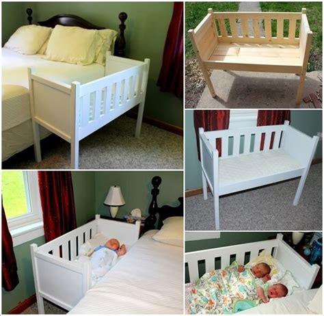 co sleeper crib 10 wonderful diy co sleeper crib ideas