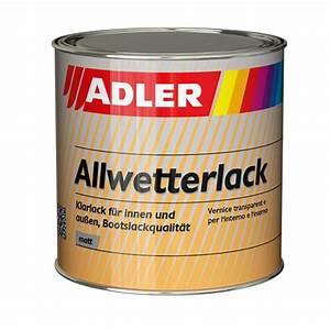 Holz Lack Pastell : allwetterlack online kaufen adler farbenmeister ~ Michelbontemps.com Haus und Dekorationen