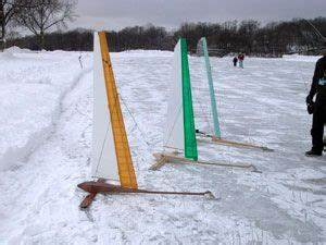Rc Iceboats