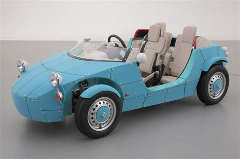 Toyota Car : Toyota Camatte 57s Is A Full-sized Toy Car For Kids