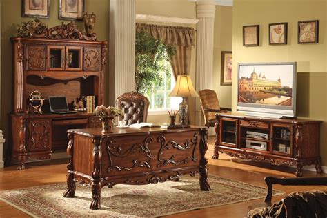 Traditional Furniture by Dresden Traditional Style Home Office