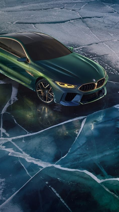 Bmw M6 Gran Coupe 4k Wallpapers by Bmw Concept M8 Gran Coupe Geneva Motor Show 2018 4k