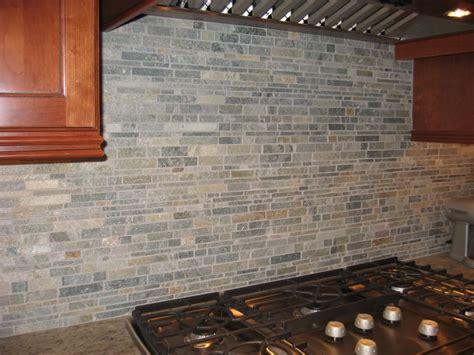 Kitchen Backsplash Ideas For Dark Cabinets - stacked stone backsplash combination for modern kitchen interior ruchi designs