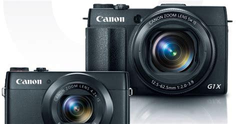Canon Powershot G-series